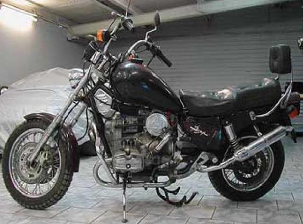 Мотоцикл Урал Вояж-3