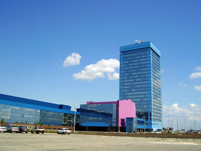 Фото завода ВАЗ
