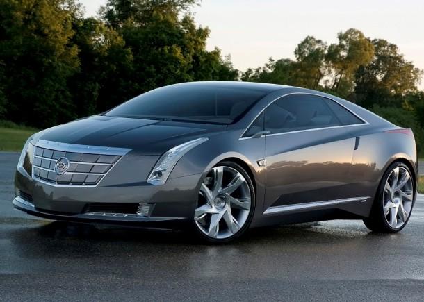 Фото 2011 Cadillac ELR