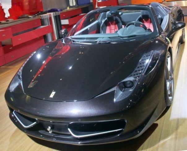 Фото Ferrari_458_Italia_Spider