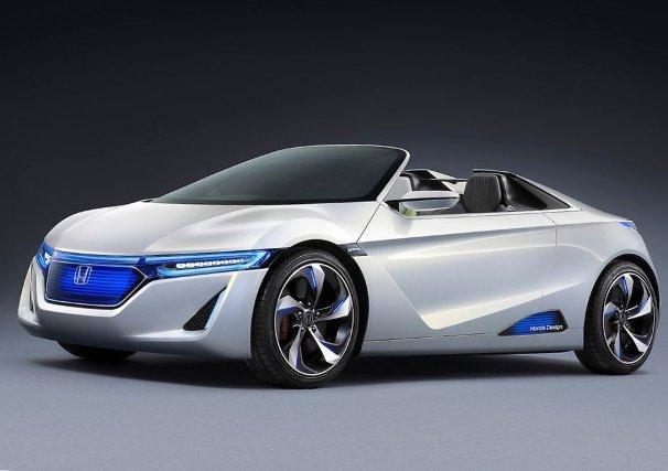 Фотография Honda EV-Ster Concept 2011года