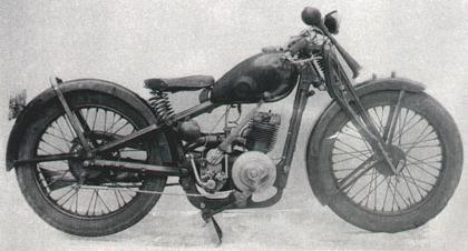 Фото мотоцикла ИЖ-7