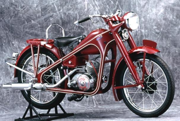 Фото мотоцикла Honda