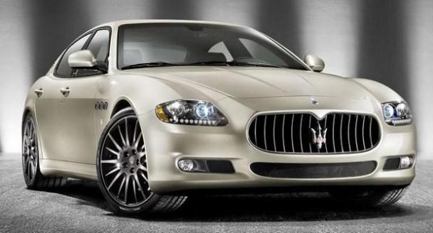 Фото Maserati Quattroporte Awards Edition
