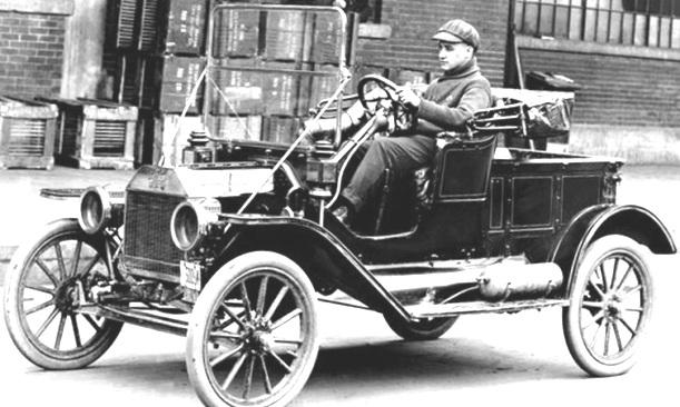 Легендарный Форд -Т